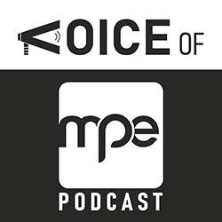 voice of mpe podcast logo